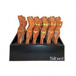Пинцет для бровей Sibel beach printed tweezers - Sibel. цена, купить в Украине