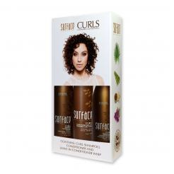 Набор для вьющихся волос Trio PrePack Curls Surface - Surface. цена, купить в Украине