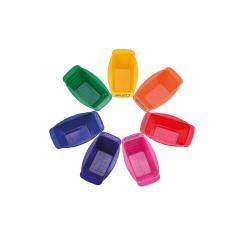 Мисочка для окрашивания красная Rainbow Comair 1 шт - Comair. цена, купить в Украине