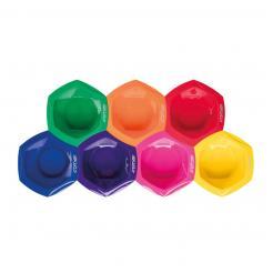 Мисочка для окрашивания розовая Rainbow Comair 1 шт - Comair. цена, купить в Украине