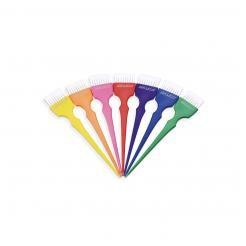 Кисточка для окрашивания желтая Rainbow Comair 1 шт - Comair. цена, купить в Украине