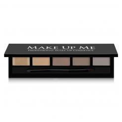 Набор пудр для бровей 5 оттенков Make Up Me FB5-2 - Make Up me. цена, купить в Украине