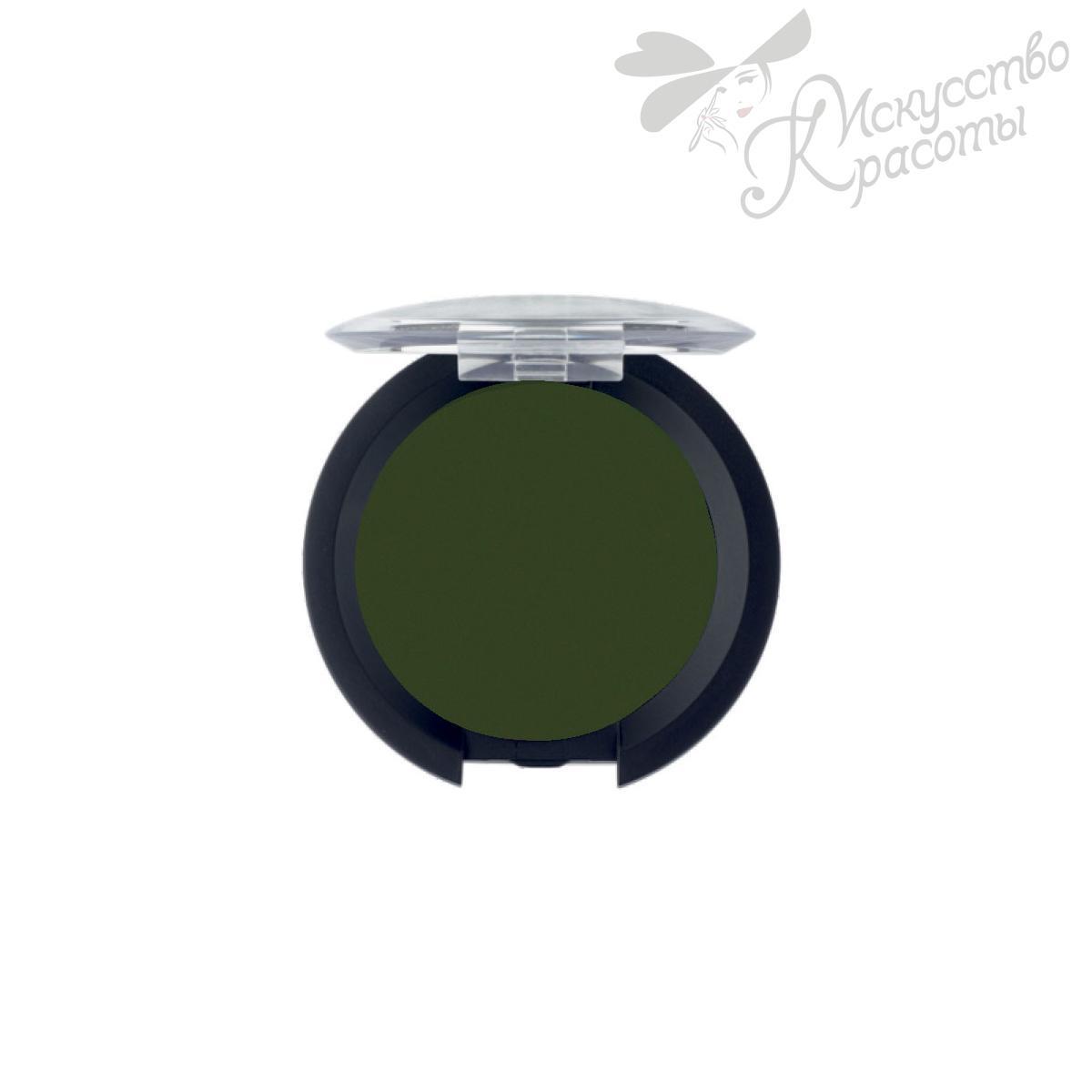 Тени компактные 12 зеленые ViSTUDIO
