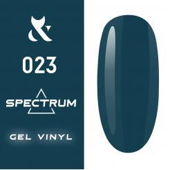 Гель-лак №023 Spectrum F.O.X 7 мл - F.O.X. цена, купить в Украине