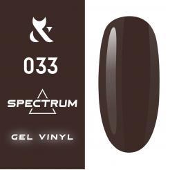Гель-лак №033 Spectrum F.O.X 7 мл - F.O.X. цена, купить в Украине