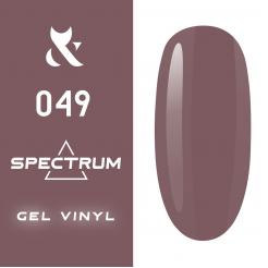 Гель-лак №049 Spectrum F.O.X 7 мл - F.O.X. цена, купить в Украине