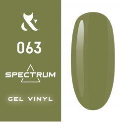 Гель-лак №063 Spectrum F.O.X 7 мл - F.O.X. цена, купить в Украине