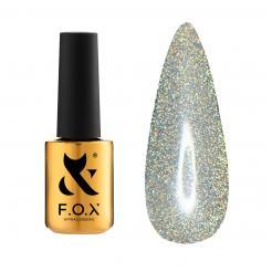 Топовое покрытие для ногтей F.O.X Top Flash Opal 7 мл - F.O.X. цена, купить в Украине