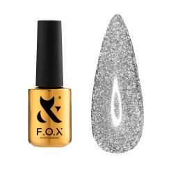 Топовое покрытие для ногтей F.O.X Top Flash 6 мл - F.O.X. цена, купить в Украине