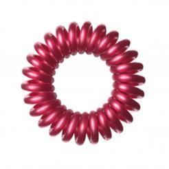 Резинка для волос темно красная бордо EZ Bobbles 3шт/уп - Ezbobbles. цена, купить в Украине