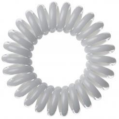 Резинка для волос серая EZ Bobbles 3шт/уп - Ezbobbles. цена, купить в Украине