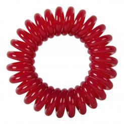 Резинка для волос бордовая EZ Bobbles 3шт/уп - Ezbobbles. цена, купить в Украине