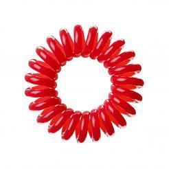 Резинка для волос красная EZ Bobbles 3шт/уп - Ezbobbles. цена, купить в Украине