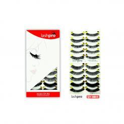 Универсальный набор ресниц 5 видов 10 пар Make Up Me LashPro MIX-4 - Make Up me. цена, купить в Украине