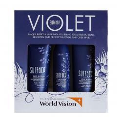 Набор для блондинок Pure Blond Violet Surface - Surface. цена, купить в Украине