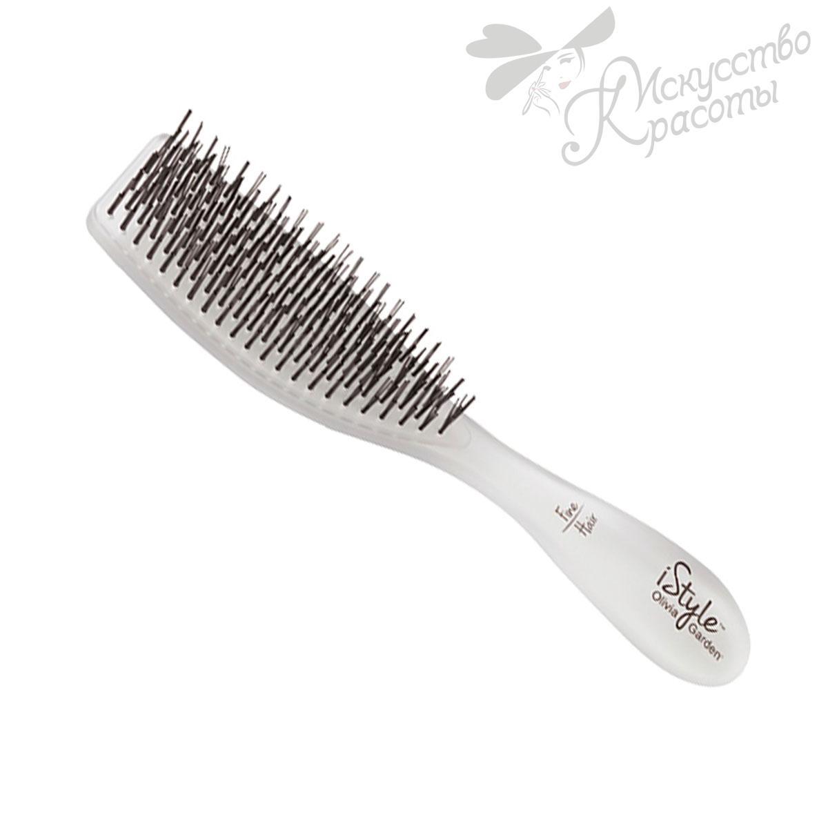 Щетка для волос  iStyle FINE HAIR Olivia Garden