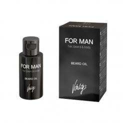 Масло для бороды For man Vitality's 30 мл - Vitality's. цена, купить в Украине