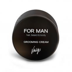 Крем увлажняющий для волос For man Vitality's 75 мл - Vitality's. цена, купить в Украине