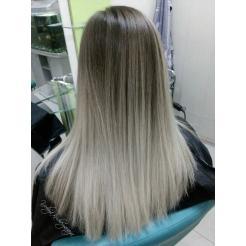 Окрашивание волос: омбре, балаяж, шатуш