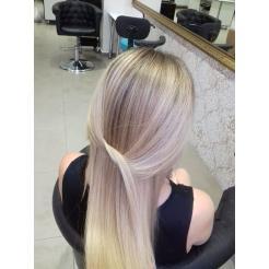 Примеры окрашиваний в блонд